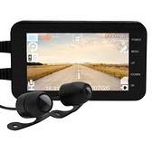 機車行車記錄儀摩托車專用行車記錄儀4寸防水高清WIFI雙鏡頭記錄儀-完美