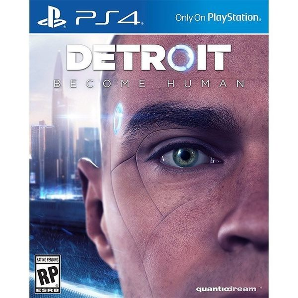 《PS4》【底特律 變人 Detroit Become Human】中文版~全新品,全館600免運