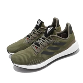 adidas 慢跑鞋 PulseBOOST HD WNTR M 綠 白 男鞋 舒適緩震 運動鞋 【PUMP306】 FU7324