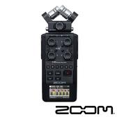 ZOOM H6 立體聲專業錄音座 二組收音麥克風 正成公司貨