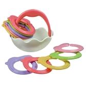 【限量特賣】Toyroyal樂雅 - 雞寶寶套圈組玩具