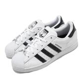 adidas 休閒鞋 Superstar Swarovski 白 黑 女鞋 施華洛世奇 水鑽 運動鞋 【ACS】 FX7480