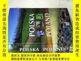 二手書博民逛書店POLSKA罕見POLAND 波蘭波爾斯卡 大16開 01Y26