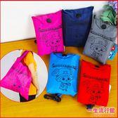 《熱銷現貨》 航海王 海賊王 喬巴 正版 收納型 環保 購物袋 尼龍 購物肩背袋 收納袋 B15675