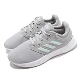 【六折特賣】adidas 慢跑鞋 Showtheway 灰 藍 愛迪達 透氣輕量 女鞋 運動鞋 【ACS】 FX3751
