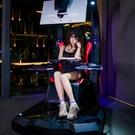 【免費贈送變壓器】電腦座艙太空艙電競椅懶人椅網紅座艙家用電腦椅 莎拉嘿幼