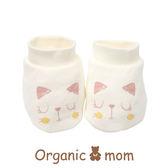 史塔莎貓咪女寶寶護腳套~Organic mom ~