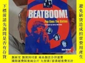 二手書博民逛書店BEATBOOM罕見! POP GOES THE SIXTIES