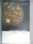 【書寶二手書T6/原文小說_JCM】Gulliver's Travels_Jonathan Swift