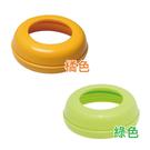 貝親-母乳實感奶瓶栓(橘/綠)