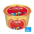 統一蔥燒牛肉風味24碗(箱)【愛買】