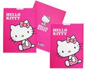 【卡漫城】Hello Kitty U 字型資料夾三個一組桃紅㊣版文件夾檔案夾 製