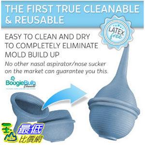 [美國直購] 吸球 Baby Nose Sucker - The First True Cleanable & Reusable Baby Nasal Aspirator Syringe $826