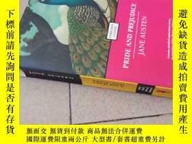 二手書博民逛書店PRIDE罕見AND PREJUDICE(傲慢與偏見)Y1251