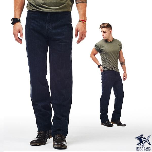 【NST Jeans】單寧紳士 精緻牛仔男褲(歐系修身小直筒) 380(5651) outlet款 帥大叔 台製 紳士 重磅