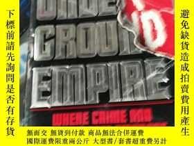 二手書博民逛書店The罕見Underground Empire: Where C