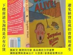 二手書博民逛書店BURIED罕見ALIVE! 活埋!Y200392