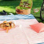 新品零距離2*2米超大防潮野餐墊戶外墊草地墊沙灘墊瑜伽 防水加厚   mandyc衣間