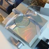 禮物盒子情人節ins風大號口紅精美韓版簡約包裝盒伴手禮品盒空盒 qf33926【MG大尺碼】