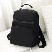 後背包女士背包大容量學生電腦書包男休閒旅行包包韓版時尚百搭潮 至簡元素