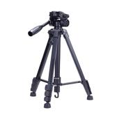 相機三腳架 尼康三腳架便攜單眼D5300 D3200 D7100 D3400 D7200照相機支架D90T 1色