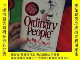 二手書博民逛書店Ordinary罕見People 英文原版Y182979 Jud
