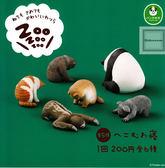 【小福部屋】日本 扭蛋星球 熊貓之穴 貓咪 熊貓 無尾熊 猴子 扭蛋6入 公仔 第5彈【新品上架】