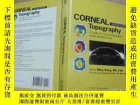 二手書博民逛書店CORNEAL罕見Topography second editi