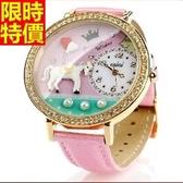 鑽錶-與眾不同流行高檔女腕錶5j93【巴黎精品】