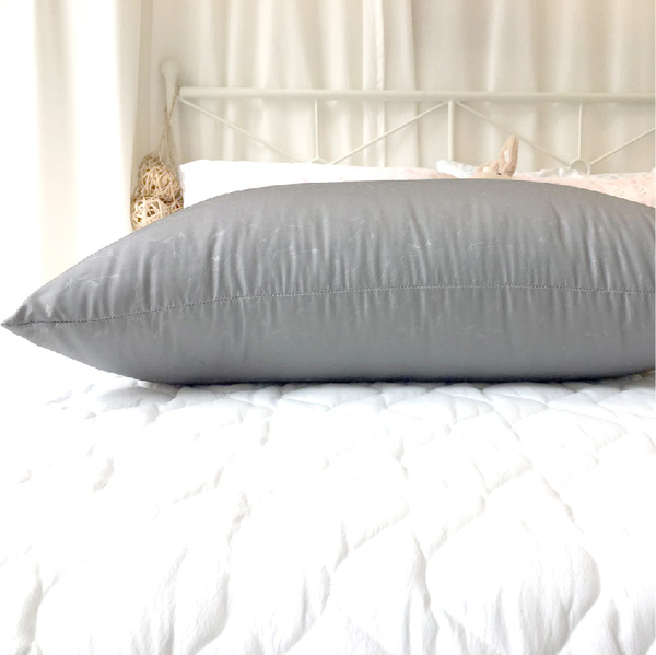枕頭 / 奈米竹炭布枕頭 (1入)【除溼、乾燥、活絡血液循環】# 台灣製、寢居樂
