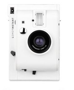 [ 全店紅 ] Lomography Lomo s Instant 白 拍立得 相機 單機組