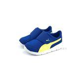 小童 Puma 魔鬼氈 輕量透氣運動鞋《7+1童鞋》8215 藍色