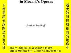 二手書博民逛書店Recognition罕見In Mozart s OperasY364682 Waldoff, Jessica