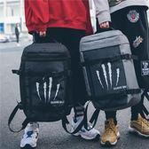 後背包 雙肩包男大容量情侶背包戶外學生書包【非凡上品】j574