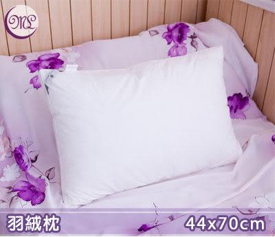 【名流寢飾家居館】Roberto長纖立體羽絲絨枕.5星級飯店專用.頂級舒適享受