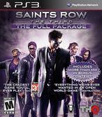 PS3 Saints Row The Third The Full Package 黑街聖徒 3 完整版(美版代購)