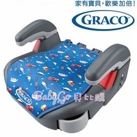 *babygo*GRACO 幼兒成長型輔助汽車安全座椅 COM PACT JUNIOR