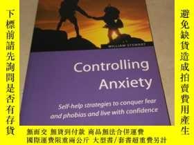 二手書博民逛書店CONTROLLING罕見ANXIETY 控制焦慮Y222470 看圖 看圖 出版2000