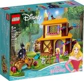 【LEGO樂高】DISNEY PRINCESS 睡美人 奧蘿拉的森林小窩# 43188