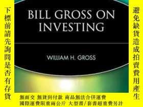 二手書博民逛書店Bill罕見Gross On InvestingY364153 William H. Gross Wiley