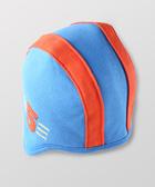 Hallmark Babies 動物大賽車頭盔造型純棉嬰兒帽 HC3-A08-A3-AB-PB