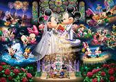 【拼圖總動員 PUZZLE STORY】Disney-夢幻婚禮與永恆的誓言 日系/Tenyo/迪士尼/108P