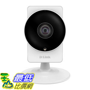 D-Link HD 180-Degree Wi-Fi Camera Connected Home Series, IFTTT Compatible (DCS-8200LH