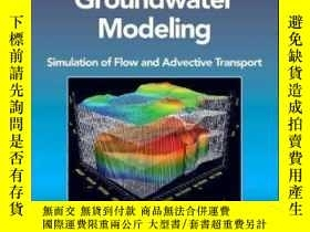 二手書博民逛書店Applied罕見Groundwater Modeling Second Edition: Simulation