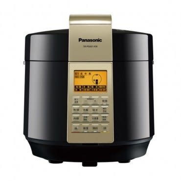 【Panasonic國際牌】6公升微電腦壓力鍋 SR-PG601