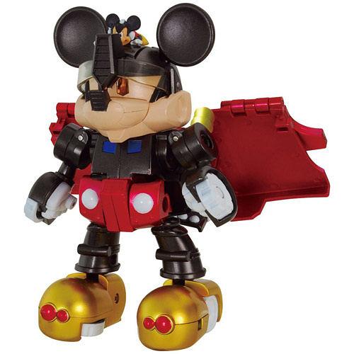 【震撼精品百貨】Micky Mouse_米奇/米妮 ~迪士尼小汽車 米奇變形金剛