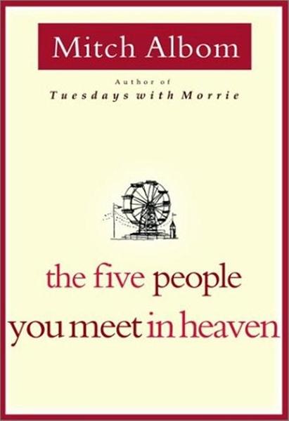 (二手書)Five People You Meet in Heaven