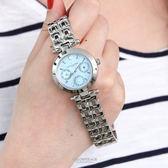 范倫鐵諾˙古柏 精緻三眼女款腕錶 柒彩年代【NEV35】