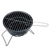 燒烤架木炭不銹鋼網燒烤架圓型烤爐小型【不二雜貨】