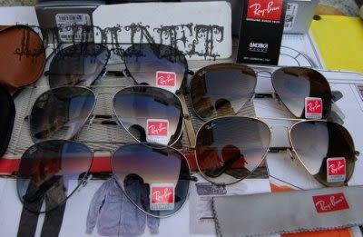 玻璃鏡片 Ray Ban 太陽眼鏡 RB3025 RB3026 五色